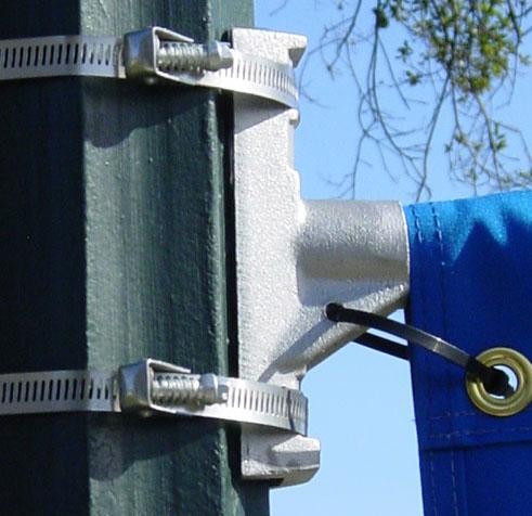 Windspill Pole Banner Hardware